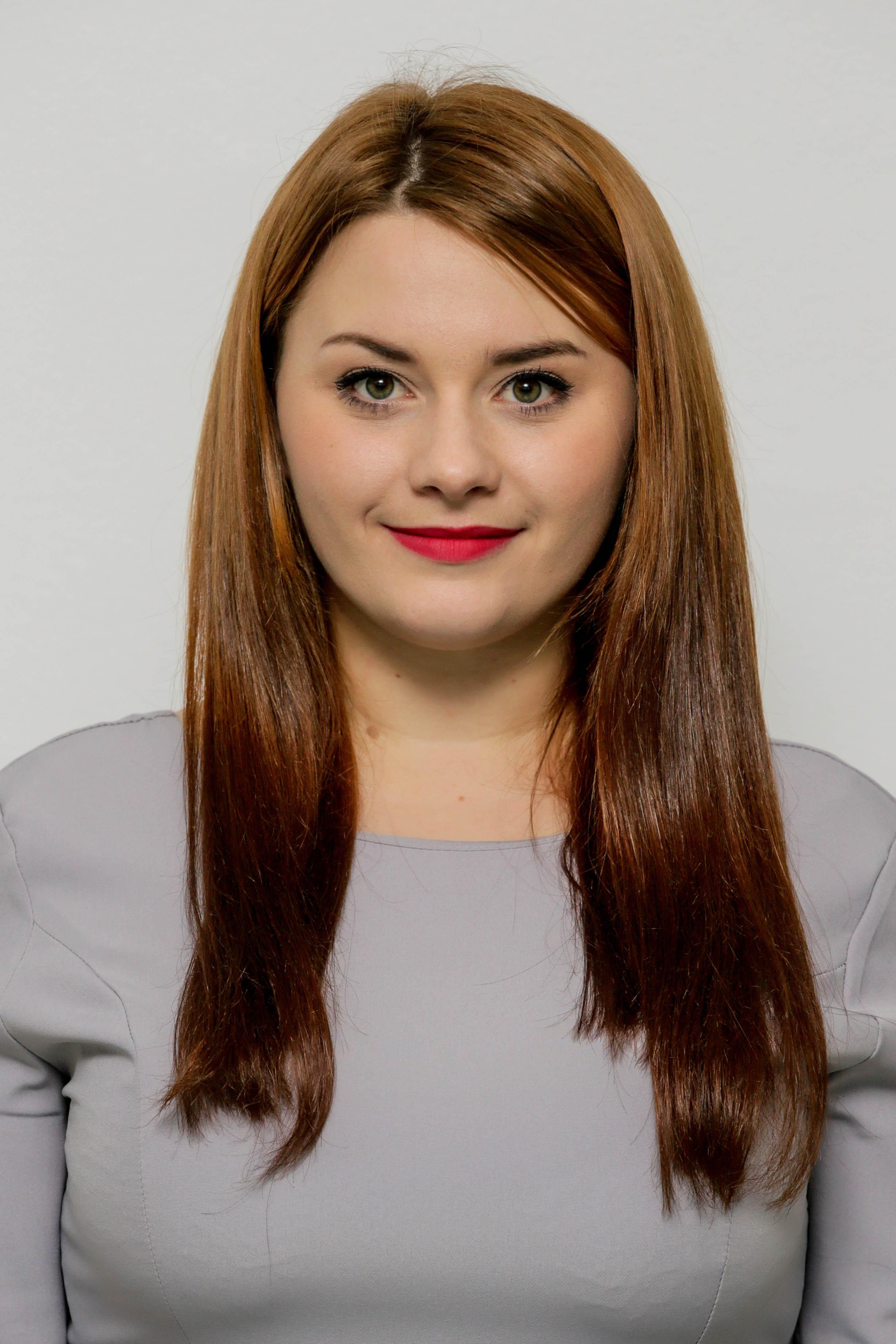 Kadra - mgr Maria Brożyna
