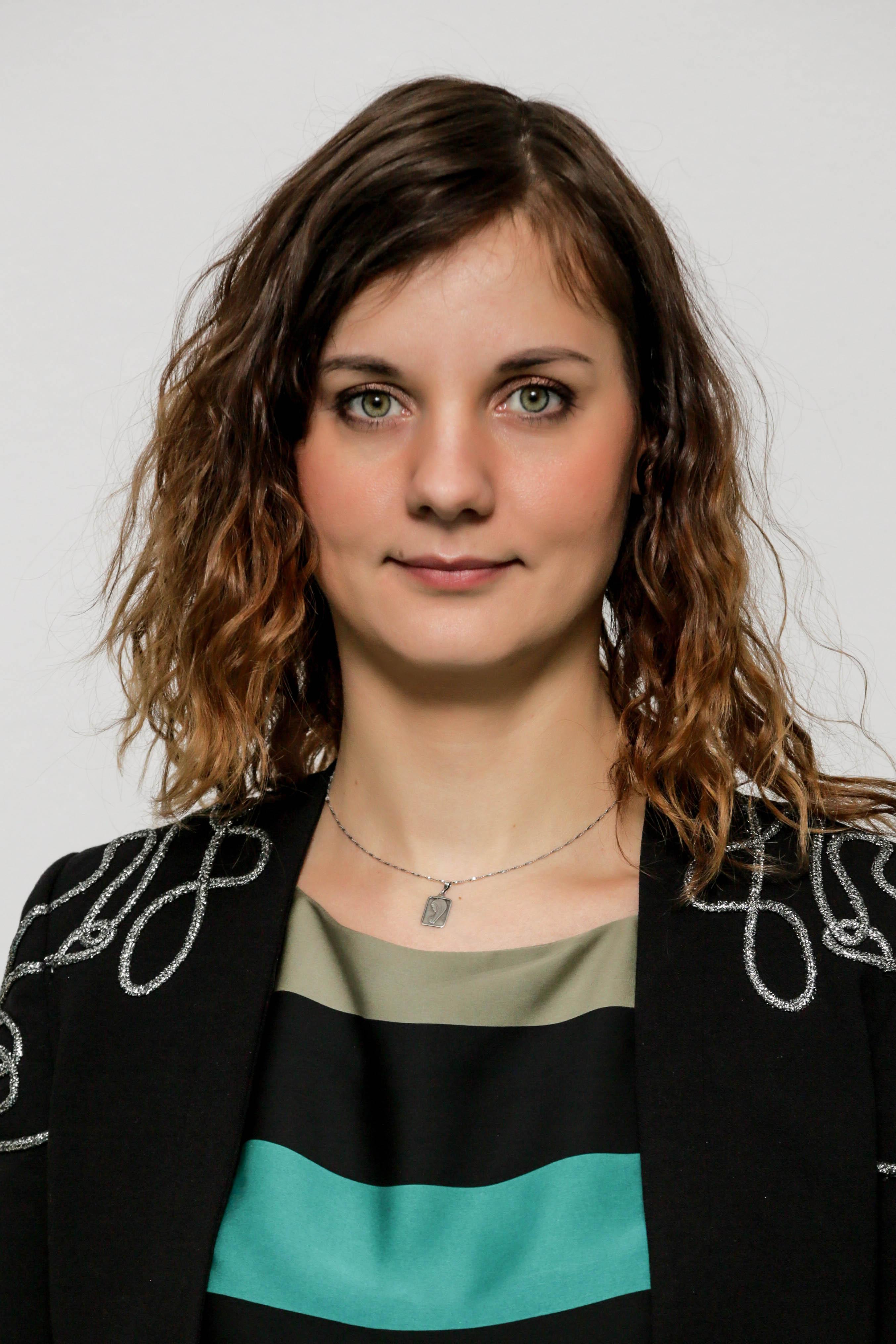 Kadra - mgr Karolina Grodzka