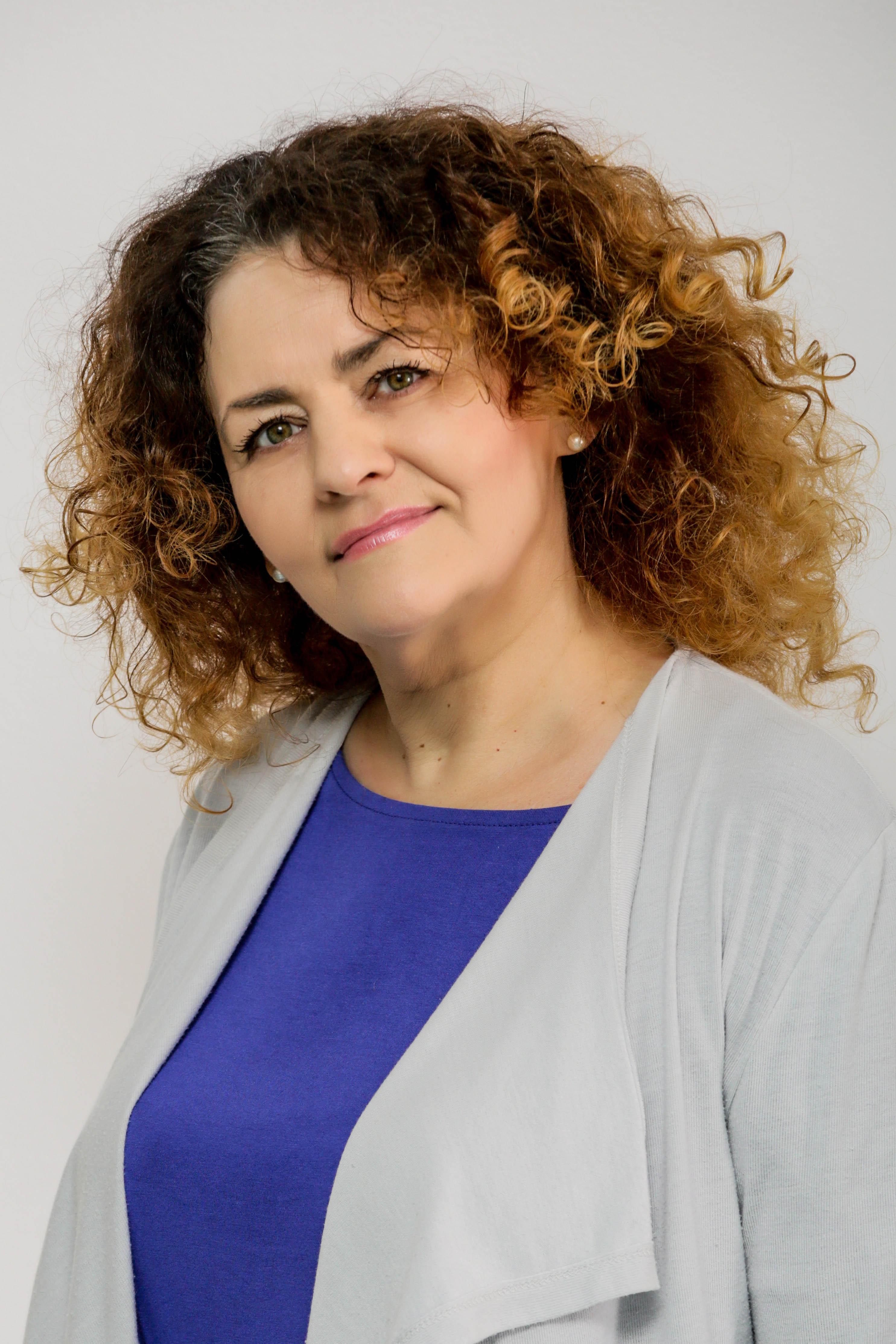 Kadra - mgr Beata Gudwańska