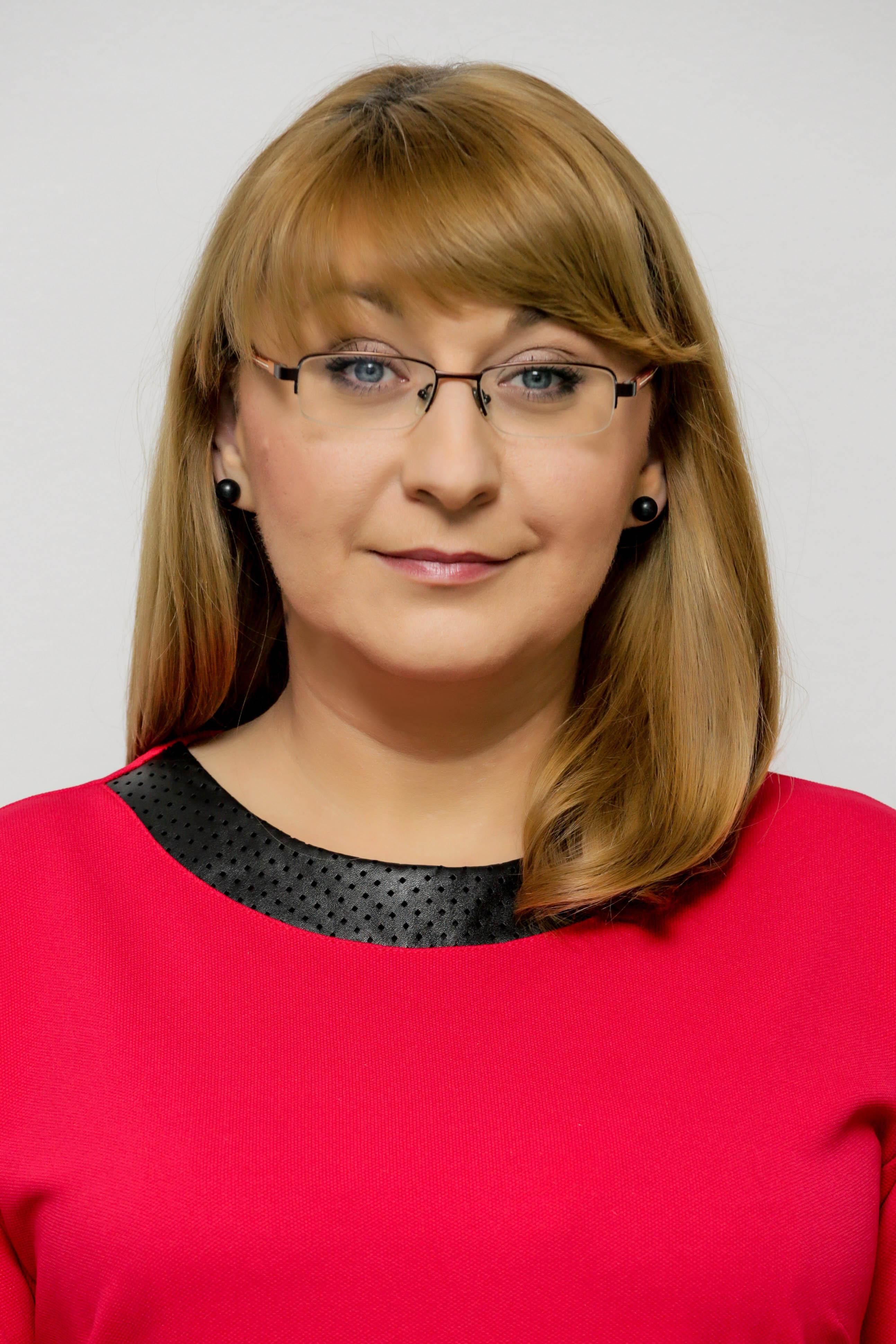 Kadra - mgr Magdalena Tambor